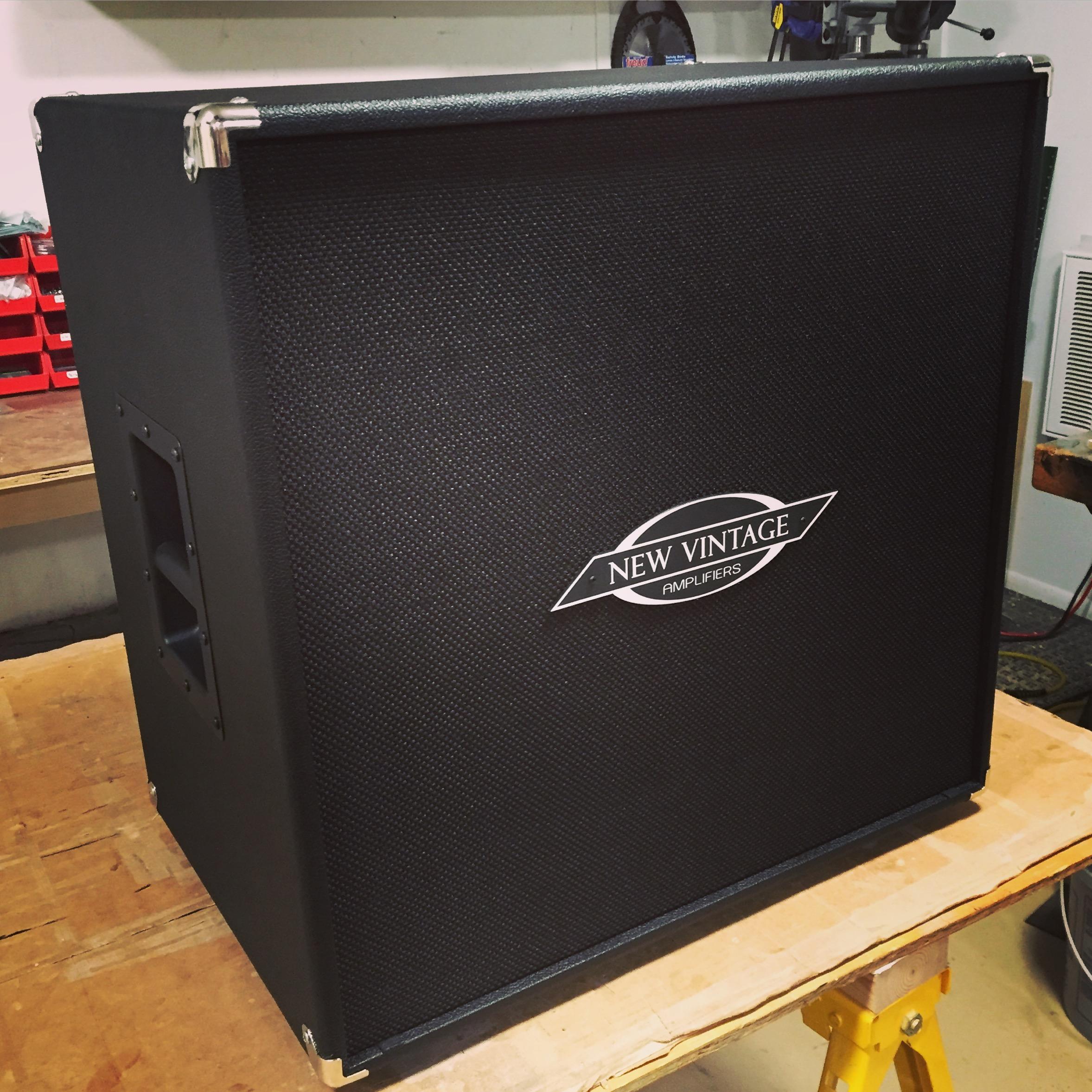 NV 4x10 Bass Cabinet